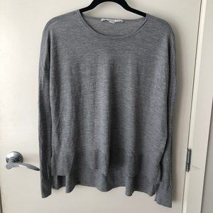 3/$30 ✨'& Other Stories' Grey sweater 100% wool